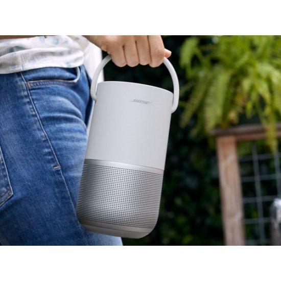 Bose Portable Home Speaker nešiojama belaidė garso kolonėlė