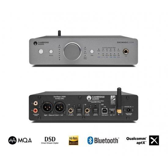 Cambridge Audio DacMagic 200M keitiklis (DAC)