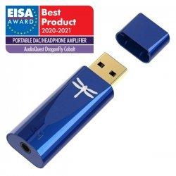 AudioQuest DragonFly Cobalt USB keitiklis (DAC) - ausinių stiprintuvas