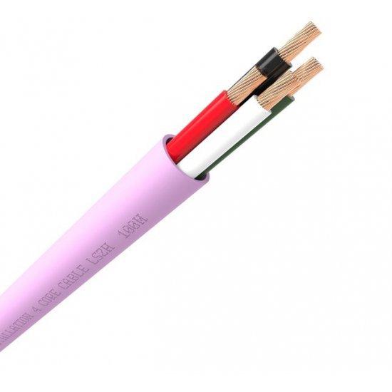 QED QX16/4 LSZH instaliacinis kolonėlių kabelis