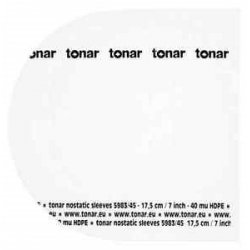 Tonar Nostatic 7'' vidiniai vokai