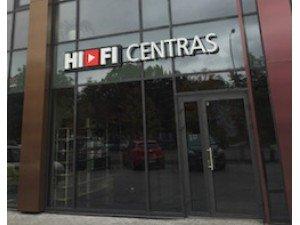 Nauja HiFi Centras parduotuvė Kaune