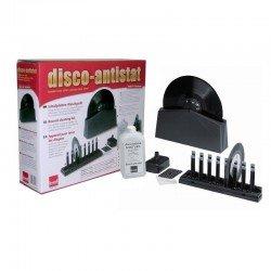 Knosti Disco-Antistat plokštelių plovimo rinkinys