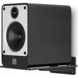 Q Acoustics QA2140 stiklinė lentynėlė garso kolonėlėms