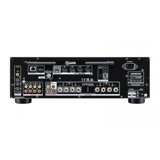 Onkyo TX-8270 integruotas stiprintuvas su tinklo grotuvu