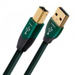 AudioQuest Forest USB (A-B) kabelis