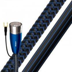 AudioQuest Husky XLR kabelis bosinei kolonėlei
