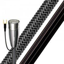 AudioQuest Wolf XLR kabelis bosinei kolonėlei