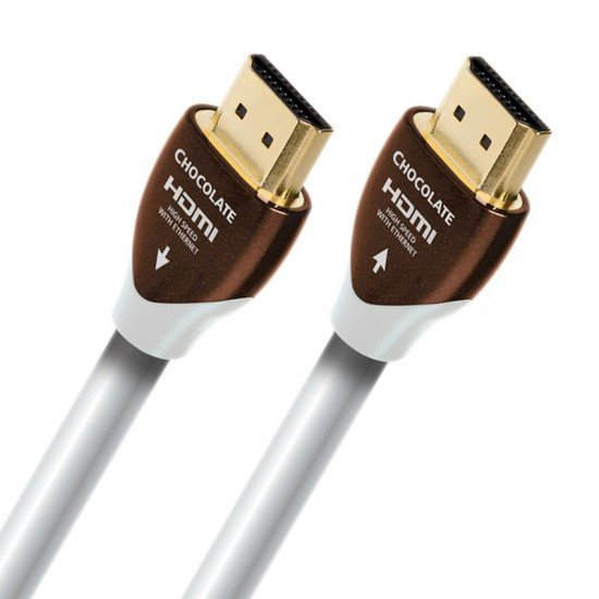 AudioQuest Chocolate HDMI kabelis