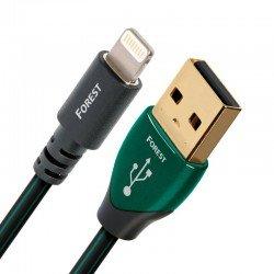AudioQuest Forest USB (A-Lightning) kabelis