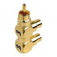 AudioQuest RCA daliklis (adapteris)