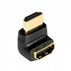 AudioQuest kampinis HDMI adapteris