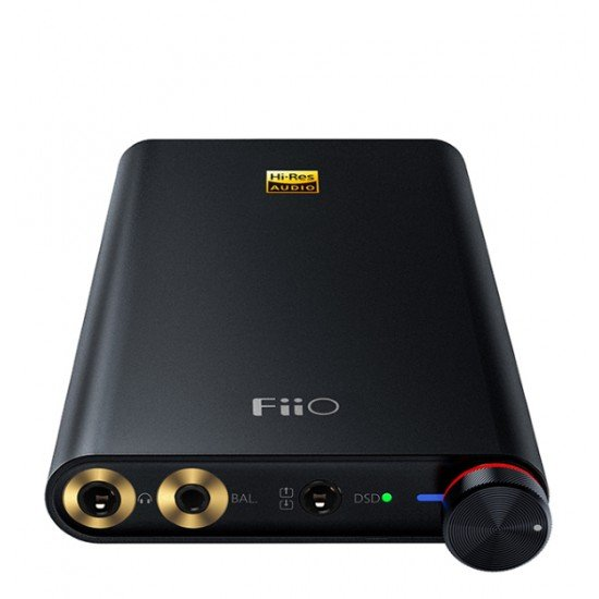 FiiO Q1 Mark II nešiojamas ausinių stiprintuvas su USB DAC keitikliu