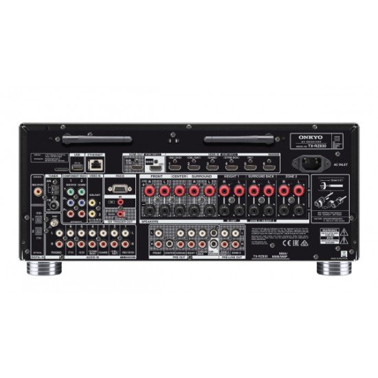 Onkyo TX-RZ830 namų kino stiprintuvas