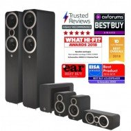 Q Acoustics 3050i 5.1 namų kino kolonėlių komplektas