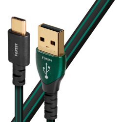 AudioQuest Forest USB (A-type C) kabelis