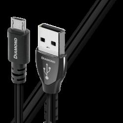AudioQuest Diamond USB (A-Micro) kabelis