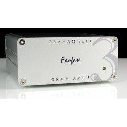 "Graham Slee Gram Amp 3 ""Fanfare"" korekcinis stiprintuvas"