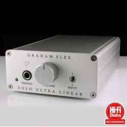Graham Slee Solo Ultra Linear ausinių stiprintuvas
