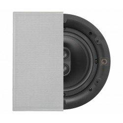 Q Acoustics QI65S St įmontuojama stereo kolonėlė kvadratinėmis grotelėmis