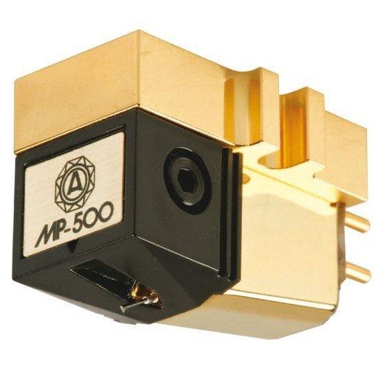 Nagaoka MP-500 patefono galvutė