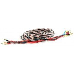 Black Rhodium Encore BiWire 2x3m kolonėlių kabelis