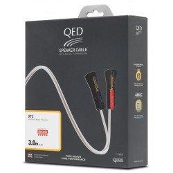 QED XTC 2x3 m kolonėlių kabelis