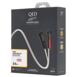 QED Ruby Anniversary 2x3 m kolonėlių kabelis