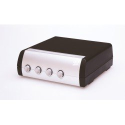 QED SS40 garso kolonėlių selektorius